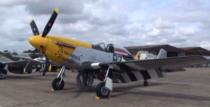 Pure P-51 Mustang Whistle Sounds