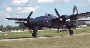 Grumman F7F Tigercat 4,000+ Horsepower