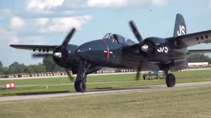 Grumman F7F Tigercat 4,000+ Horsepower | World War Wings Videos