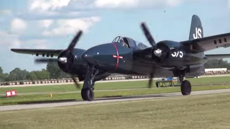 Grumman F7F Tigercat 4,000+ Horsepower | World War Wings Videos