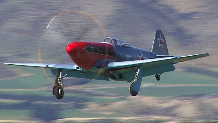 Two WW2 Russian Yak 3 fighters at Wanaka | World War Wings Videos