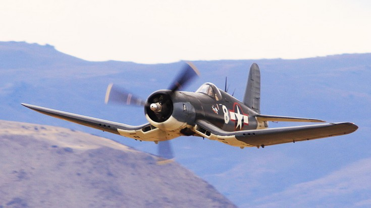 The BEST Corsair Whistle Ever Recorded–This'll Give You Chills | World War Wings Videos
