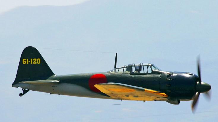 Genuine Japanese Zero with ORIGINAL WWII Sakae 31 Engine | World War Wings Videos