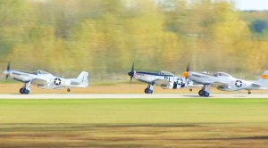 20 P-51 Mustangs Form A Huge '51'- You Have To See And Hear It!
