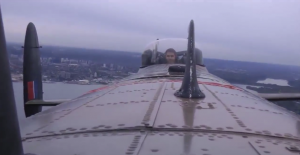 Ride Along Inside An Avro Lancaster- Feel Like A Crewman