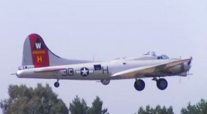 Boeing B-17 Flying Fortress Engine Start, Take Off, Landing & Taxing