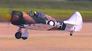 RAAF Spitfire, Kittyhawk And The Rare Boomerang In Action!