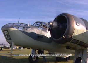 Bristol Blenheim Flypast Sequence- It's Coming At You