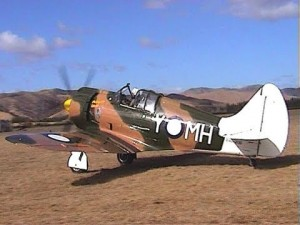 CAC-19 Boomerang WW2 Fighter