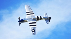 Pilot Tests Out The P-51 Mustang: Amazing Maneuvering!