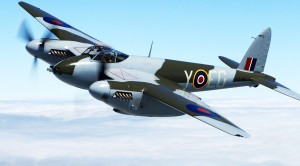 You've Never Seen A Mossie Like This!