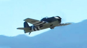 Grumman F6F Hellcat Fighters Take To The Air!