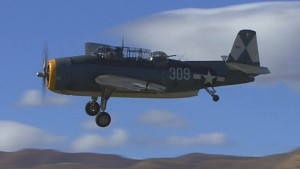 Grumman Avenger TBM-3E: Start-up, Takeoff & Landing