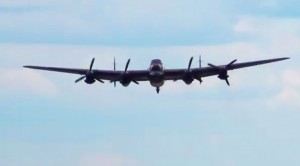 Before The Lanc Takes Off, She's Lead By This Awesome Fighter