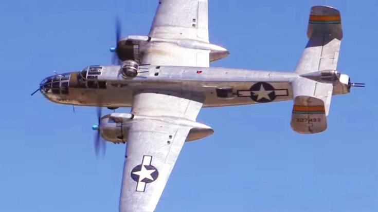 Meet Miss Mitchell: Looking Good As Always | World War Wings Videos