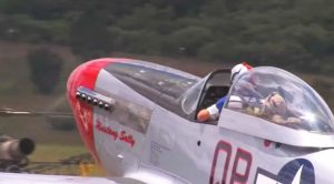 P-51 Mustang Whistle Sounds -No Music, Pure Merlin