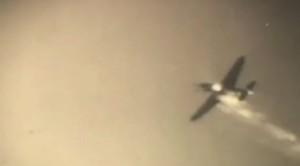 U.S. P-38 Lightnings Raid Germany – Gun Camera Footage