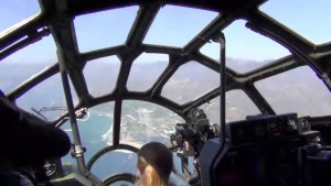 Ride Along In A B-29 Superfortress