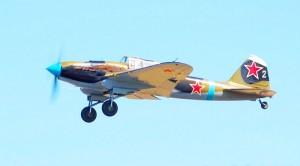Worlds Only Flying IL-2 Shturmovik: Startup and Test Flight