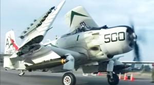 "Douglas Skyraider: The ""BIG IRON"" Beast of Warbirds!"