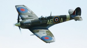 Busy Girl: This Spitfire Mk. Vb Has 7 Confirmed Kills