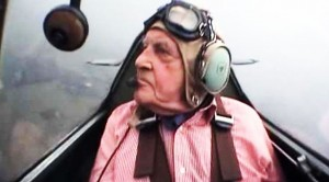 A Spitfire Ace Takes Control Of The Stick After 60 Years!