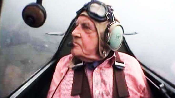 A Spitfire Ace Takes Control Of The Stick After 60 Years! | World War Wings Videos