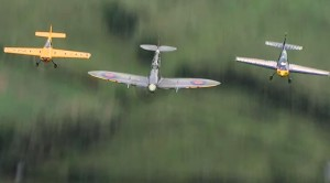 Red Bull Pilots Are Still Stunned By The Spitfire