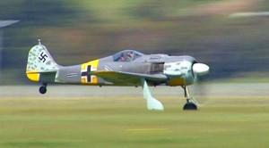 """The Focke-Wulf Fw 190 """"Butcher Bird"""""""