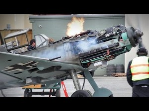 Compilation: WWII Warbirds Firing Up Their Engines