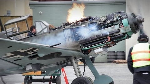 Compilation: WWII Warbirds Firing Up Their Engines | World War Wings Videos