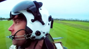 This Guy Cries When His Life Dream Comes True: To Fly A Spitfire