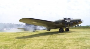 Memphis Belle B-17 Flying Fortress: Restored And Beautiful