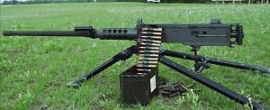 How It Works   Browning M2 50 Cal Machine Gun