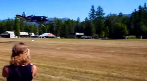 Tell Us This Isn't One Of The Best Corsair Flybys You've Ever Seen