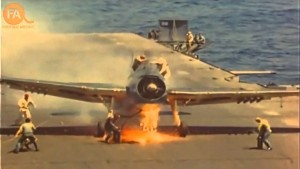 Restored WWII Carrier Landings That'll Make Your Head Spin
