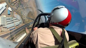 Flying Onboard The Mustang Sally: Incredible Footage!