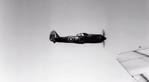 Restored '43 Training Footage With A Captured Focke-Wulf 190