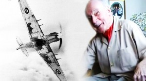 WWII Pilot Tells A Story That'll Make You Feel Like A Pansy