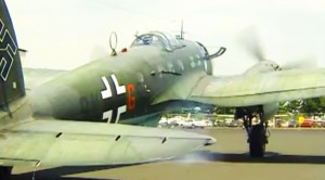 A Really Rare Look At The Heinkel He 111-Tour And Flight Demo