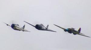 Thunderbolt, Hellcat And Shturmovik Make Some Noise