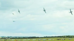A Highlight From The 2012 Flying Legends Air Show: All Your Favorites!