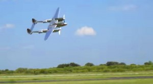 P-38 Buzzes Stunned Cameraman