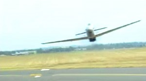 Cameraman Got A P-51 Surprise Of A Lifetime But Still Didn't Hit The Ground