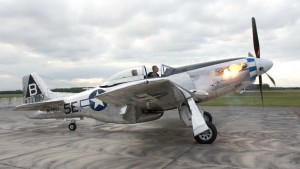 P-51 Mustang Lucky Lady VII Literally Fires Up And Shows Off Her Best