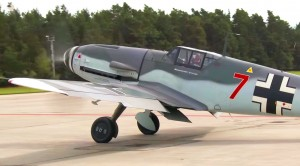 Despite All The Crashes,This Bf 109 Red 7s Handles Like A Dream