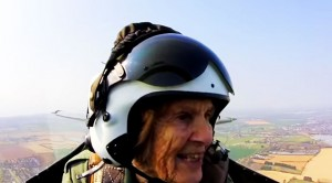 Joy Lofthouse, 92, Gets To Fly Her Favorite Spitfire After 70 Years