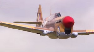 P-40  Warhawk: Awesome Video Montage Of Exterior And Cockpit Shots