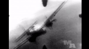 Yamamoto Shot Down by P-38 Lightnings