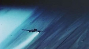 Real Footage Of Me 262 Shot Down By Allied Fighter